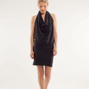 Lululemon Covers it all reversible dress Medium
